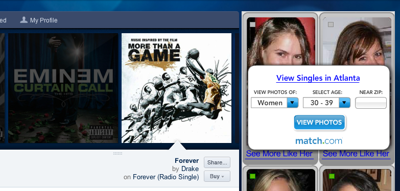 Pandora, please stop trying to break up my marriage