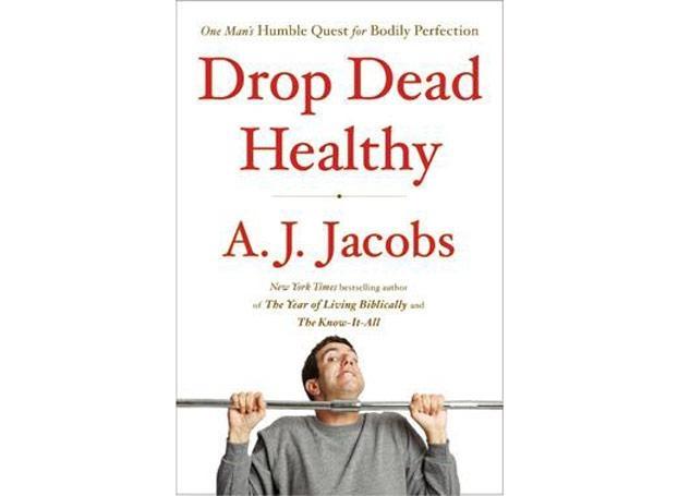Book I'm reading: Drop Dead Healthy
