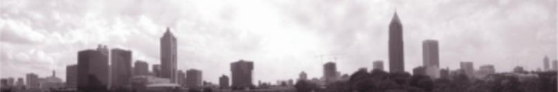 Rediscovering Atlanta