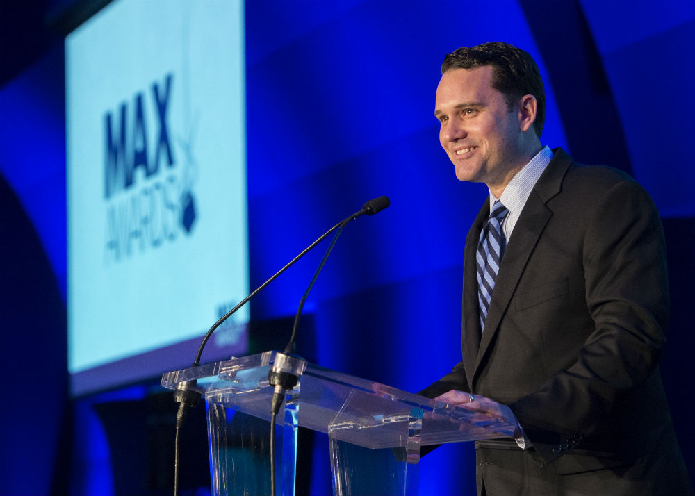 Winning the MAX Awards