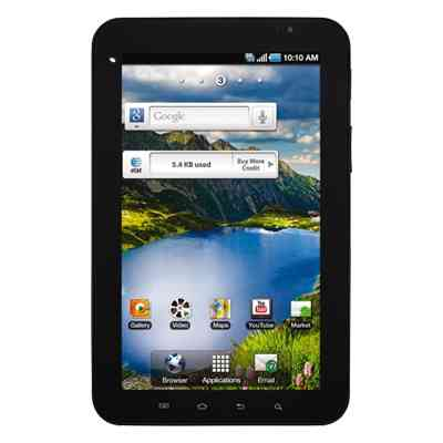 Hands on with the Android Galaxy Tab (an iPad comparison)