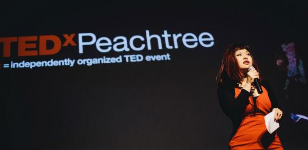 Jacqui TEDxPt